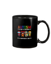 AUTISM IT'S A DIFFERENT ABILITY Mug thumbnail