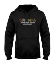 GRUMPA ONLY GRUMPIER Hooded Sweatshirt thumbnail