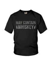 MAY CONTAIN WHISKEY Youth T-Shirt tile