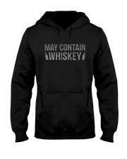MAY CONTAIN WHISKEY Hooded Sweatshirt thumbnail