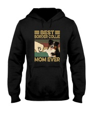 BEST Border Collie MOM EVER s Hooded Sweatshirt thumbnail