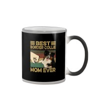 BEST Border Collie MOM EVER s Color Changing Mug thumbnail