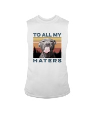 TO ALL MY HATERS Sleeveless Tee thumbnail