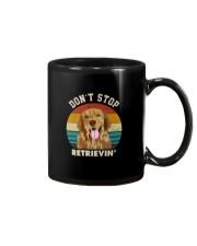 DON'T STOP RETRIEVIN' Mug thumbnail