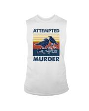 ATTEMPED MURDER VINTAGE Sleeveless Tee thumbnail