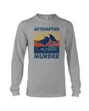 ATTEMPED MURDER VINTAGE Long Sleeve Tee thumbnail