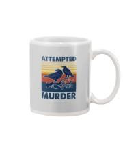 ATTEMPED MURDER VINTAGE Mug thumbnail