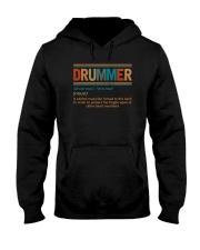 DRUMMER NOUN Hooded Sweatshirt thumbnail