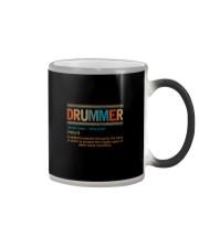 DRUMMER NOUN Color Changing Mug thumbnail