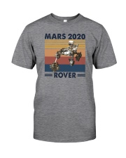 MARS 2020 ROVER  Classic T-Shirt front