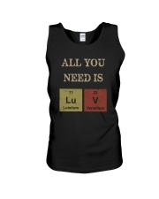ALL YOU NEED IS LUV Unisex Tank thumbnail