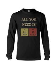 ALL YOU NEED IS LUV Long Sleeve Tee thumbnail