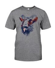 GOAT SCREAM Classic T-Shirt front