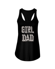 GIRL DAD Ladies Flowy Tank thumbnail