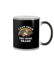 I CAN SHOW YOU SOME TRASH VINTAGE Color Changing Mug thumbnail
