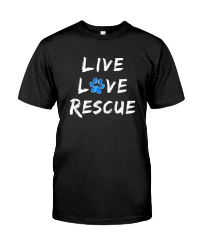 LIVE LOVE RESCUE