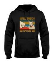 Best Bull Terrier Dad Ever Hooded Sweatshirt thumbnail