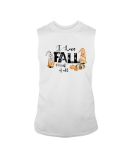 I LOVE FALL MOST OF ALL Sleeveless Tee tile