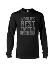 WORLD'S BEST FARTER Long Sleeve Tee thumbnail