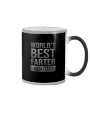 WORLD'S BEST FARTER Color Changing Mug thumbnail