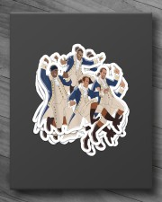 A Hamilton Sticker - 4 pack (Vertical) aos-sticker-4-pack-vertical-lifestyle-front-10