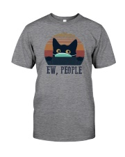 EW PEOPLE CAT Classic T-Shirt front