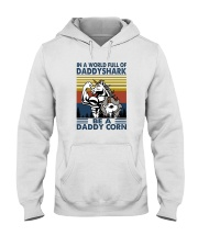 BE A DADDY CORN Hooded Sweatshirt tile