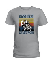 BE A DADDY CORN Ladies T-Shirt tile