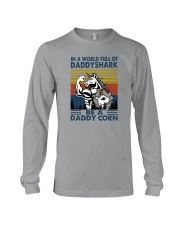 BE A DADDY CORN Long Sleeve Tee tile