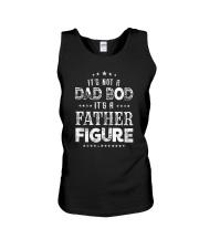 IT'S A DAD BOD IT'S FATHER FIGURE 1 Unisex Tank thumbnail