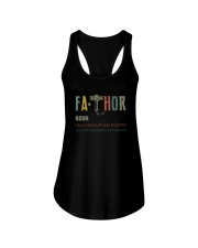 VINTAGE FATHOR Ladies Flowy Tank thumbnail