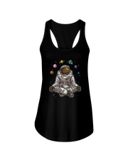 ASTRONAULT YOGA Ladies Flowy Tank tile