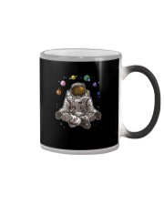 ASTRONAULT YOGA Color Changing Mug thumbnail