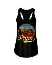 REEL COOL PAPA Ladies Flowy Tank thumbnail