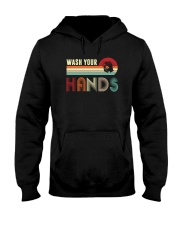 WASH YOUR HANDS VINTAGE Hooded Sweatshirt thumbnail
