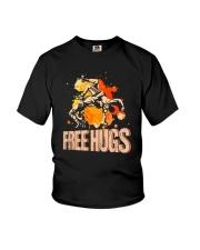 WRESTLING HUG Youth T-Shirt thumbnail