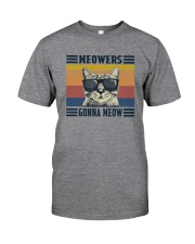 MEOWERS GONNA MEOW Classic T-Shirt front