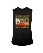 Best English Mastiff Dad Ever Sleeveless Tee thumbnail