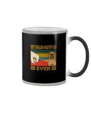 Best English Mastiff Dad Ever Color Changing Mug thumbnail