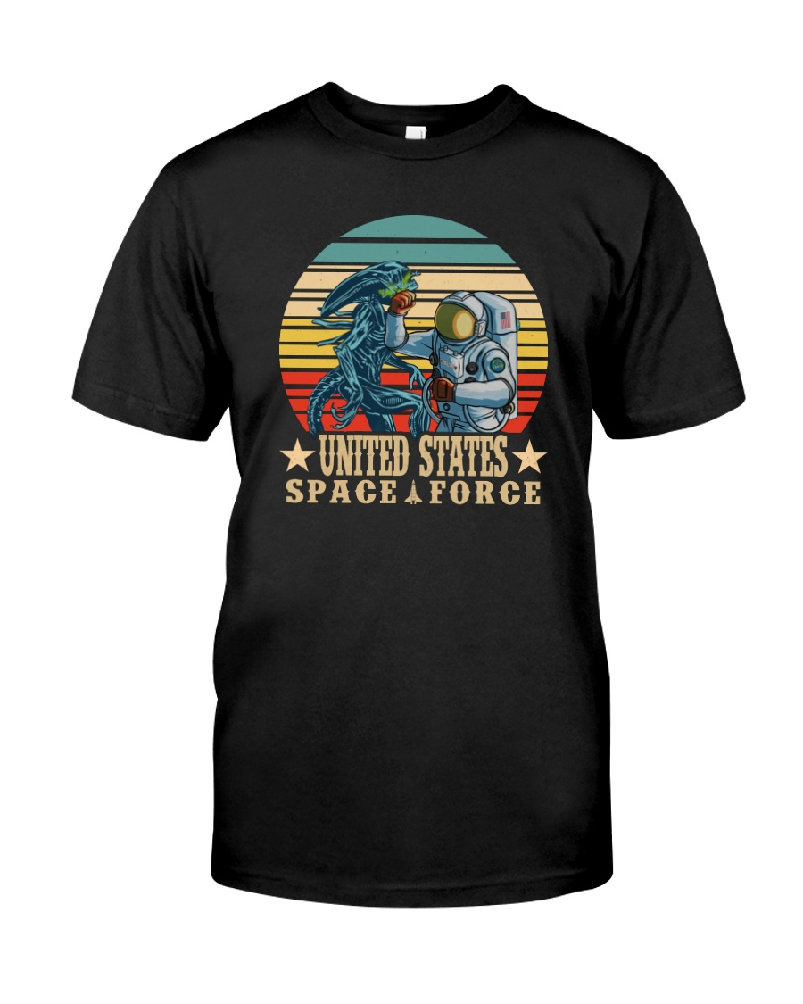 UNITED STATES SPACE FORCE Classic T-Shirt