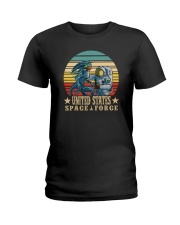 UNITED STATES SPACE FORCE Ladies T-Shirt thumbnail