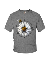 BE KIND DRAGONFLY Youth T-Shirt thumbnail