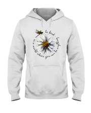 BE KIND DRAGONFLY Hooded Sweatshirt thumbnail