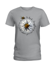 BE KIND DRAGONFLY Ladies T-Shirt thumbnail