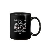 HAPPY FATHER'S DAY AMAZING BONUS DAD Mug thumbnail