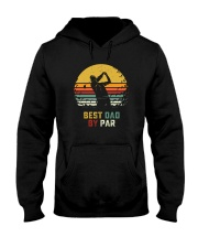 BEST GOLF DAD BY PAR Hooded Sweatshirt thumbnail