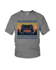 I'M A GAMING DAD Youth T-Shirt tile