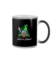 LUCKY TO BE DIFFEERENT Color Changing Mug thumbnail