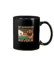 BEST Dachshund MOM EVER s Mug thumbnail