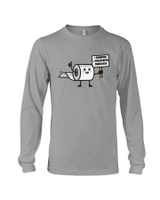 I SURVIVED PANIC2020 Long Sleeve Tee tile